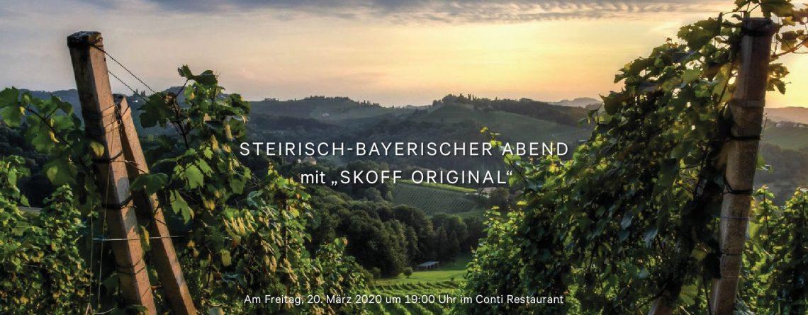 Steirisch-bayrischer Abend