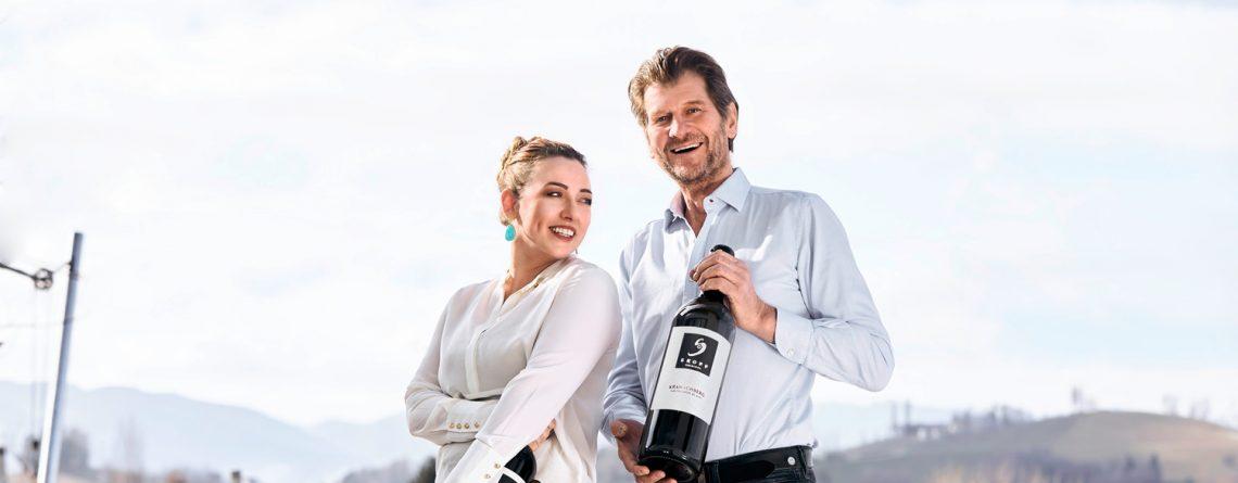 Eva und Walter Skoff