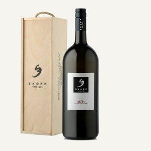 Ried Obegg Sauvignon Blanc Magnum 2015 in der Holzkiste